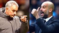 Manchester United v/s Manchester City: Can Jose Mourinho pip old rival Pep Guardiola in battle of Old Trafford?