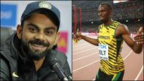 After inking Puma deal, Virat Kohli receives a heart-warming message from Usain Bolt
