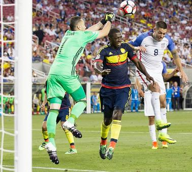 Copa America: Hosts US fall to Colombia in opener