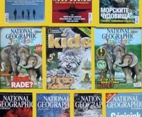 Namesake TV channel breaks National Geographic mold