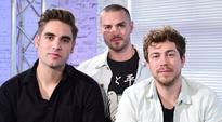 Busted performed on the X Factor and led everyone on a trip down memory lane