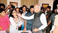 Journo like my granddaughter: Tamil Nadu Governor Banwarilal Purohit