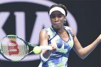 Venus Williams finally off the mark in 2016