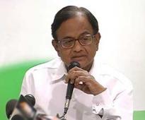 Chidambaram did encounter of Indian economy, Narendra Modi retorts