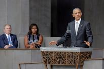 Obama says new black history museum tells story of America