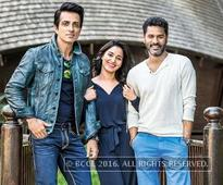 Sonu Sood, Prabhudheva and Tamannaah bonded over food while filming 'Tutak Tutak Tutiya'