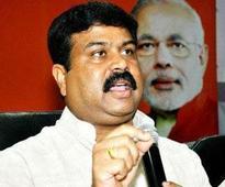 Dharmendra stirs Polavaram nest, BJD unruffled