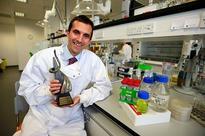 UCD Professor Receives Award for Biopolymer Development