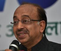 Vijay Goel lauds India for achieving second best FIFA ranking, asks players to remain focussed