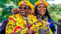 South Africa's President Zuma speaks to Mugabe after military coup, says Zimbabwean President is 'fine'