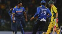 Sri Lanka's Thisara Perera charged, Australia's Mithcell Starc reprimanded by ICC