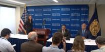 Layers of Islamophobia: Rep. Ellison Says He's Unaware of Clinton Having Returned