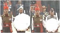 Parrikar, V.K. Singh pay tributes to Lt. Gen Jacob