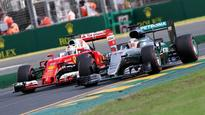 F1: Mercedes AMG, Ferrari and the Red Bull Quickest at Sepang Friday