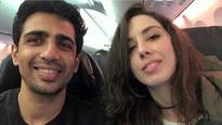 Actor Dulshan Devaiah and his wife stranded at Istanbul airport post heavy snow storm