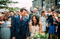 Real Irish Weddings: A Midsummer Night's Dream for Michelle and Jonathan