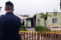 Arson fears over Muslim prayer hall fire in Corsica