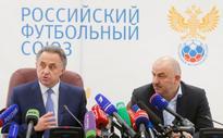 Russia name Cherchesov as new coach