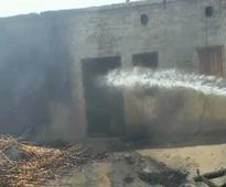 Six killed, three injured in Muzaffargarh house fire