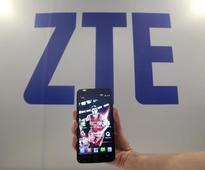 ZTE : U.S. Republicans urge penalties for China firm over Iran exports