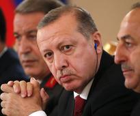 Turkish president Erdogan calls Netherlands