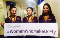 Vistara announces special Women's Day sale, fares start from Rs 1,099