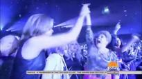 JLo's Mum Busts A Move With Rebel Wilson & Kelly Osbourne