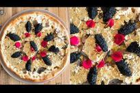 New York Restaurant Serves $2,000 Pizza Covered in Edible 24K Gold