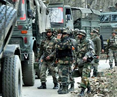 3 soldiers, civilian killed as terrorist ambush army convoy