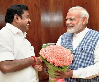 Nobody can shake AIADMK as long as Modi is with us: TN minister