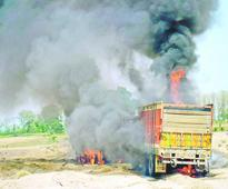 Finger at illegal sand mining for kid deaths