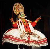The core of Kathakali