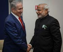 Modi, Israeli PM launch innovation bridge
