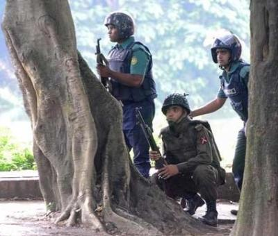 3 more militants killed in Bangladesh anti-terror raid