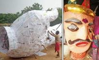 Lord Indra may render Ravan dahan difficult in Ahmedabad
