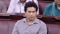 Sachin Tendulkar attends Rajya Sabha after criticism about his absence