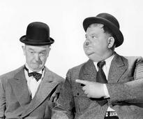 Film - Stan and Ollie: Another fine mess