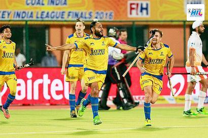 Punjab Warriors hammer Kalinga Lancers to win Hockey India League