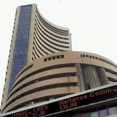 Sensex at 1-week low;slides 112 points as rate sensitive scrips fall