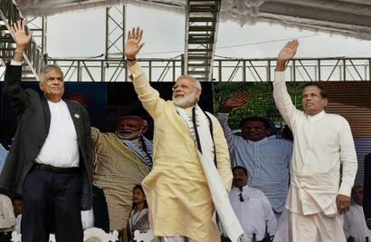 I've special association with tea: Modi to Lankan tea workers