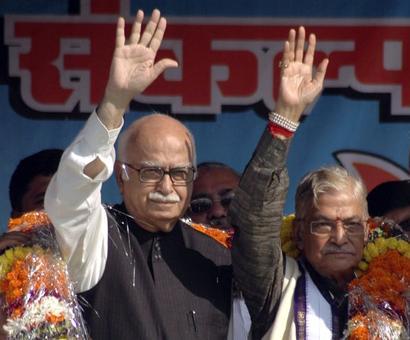 Babri demolition: Advani, Joshi, Uma charged with conspiracy