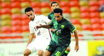 El Jaish falter in Champions League Action from the AFC Champions League match between El Jaish and Al Ahli whic...