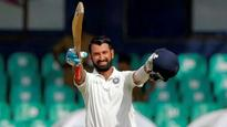 Cheteshwar Pujara breaks Vijay Merchant's record to score most number of double hundreds in first class cricket
