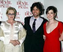 Anne Hathaway marks 10th anniversary of The Devil Wears Prada movie