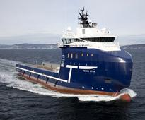 VARD Brevik Delivers Newbuild PSV to Troms Offshore