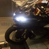 TVS Akula 310 production model spy images leaked