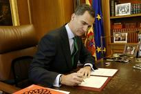 Spain to hold elections on June 26, the second... Spain's King Felipe signs a decree to dissolve parliament and call new e...