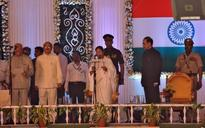 Mamata sworn in for second term