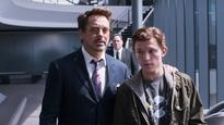 Robert Downey Jr never imagined himself playing father figure to another Avenger
