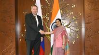 India and Russia discuss direct gas delivery line ahead of Putin's visit